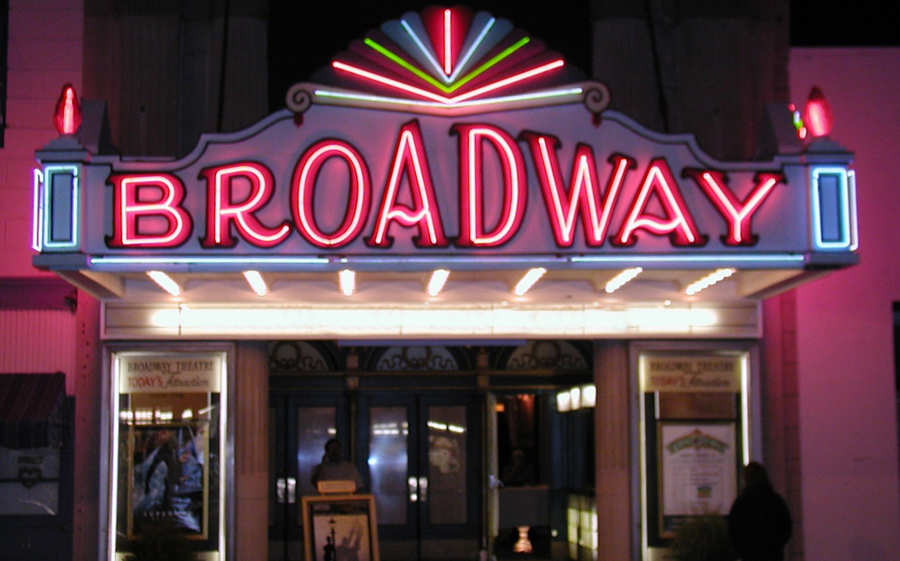 The Broadway Theatre Of Pitman Nj Theatres Of South Jersey